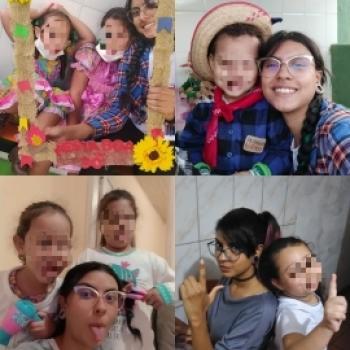Babá em São Vicente: Débora