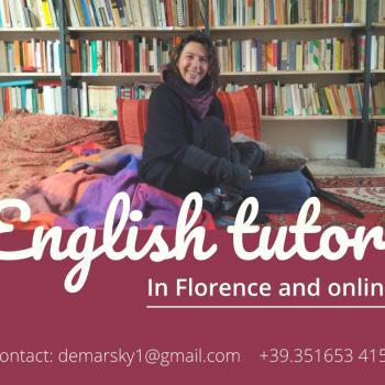 Babysitter in Florence: Dena