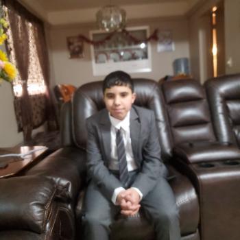 Baby-sitter Régina: Mohammad