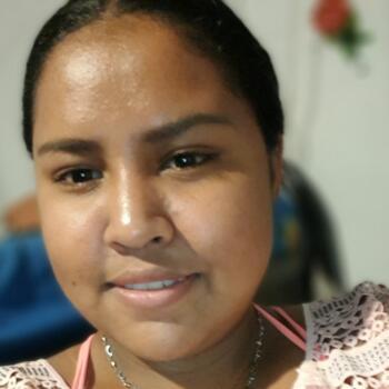 Niñera en San José: Katherin