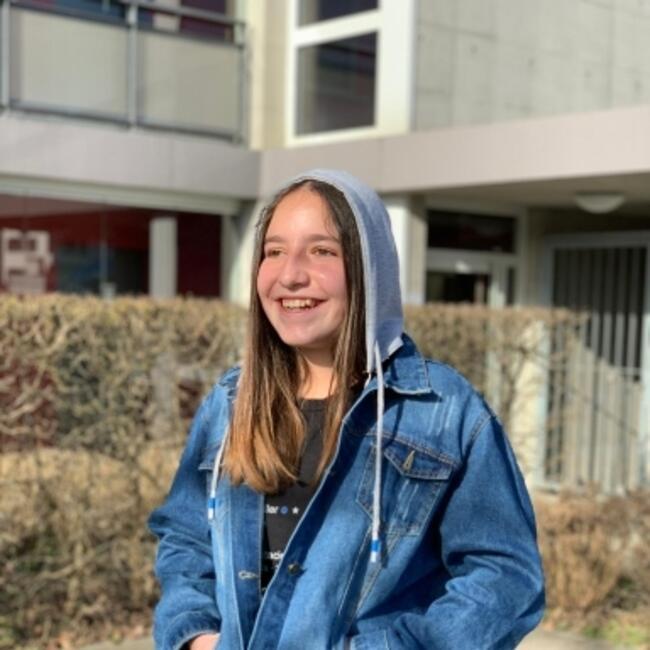 Baby-sitter in Wetzikon: Fabienne