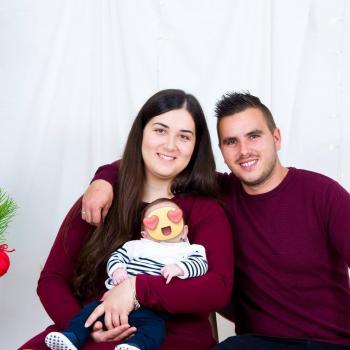 Família Olhão: Trabalho de babysitting Andreia