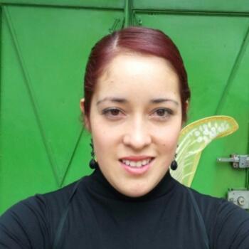 Niñera en Delegación Tlalpan: Arely Montserrat Sahagún Almei