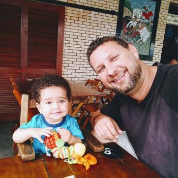 Emprego de babá em Florianópolis: emprego de babá Filipe