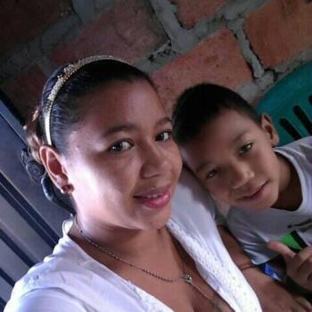 Babysitter in Valledupar: Sindy Carolina