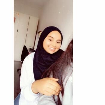 Oppas in Zeist: Fatima