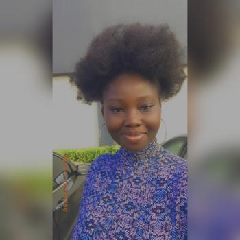 Baby-sitter in Caen: Asantewaa