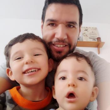 Babysitting job in Málaga: babysitting job Álvaro