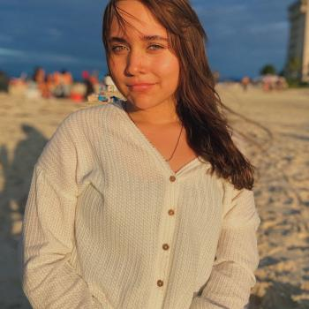 Babysitter in Cancún: Lisa