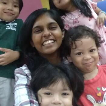Babysitter in Petaling Jaya: Bharathi
