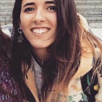 Niñera Málaga: Alejandra