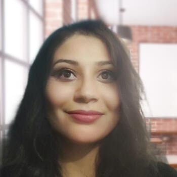 Niñera en San Pablo: Isabel