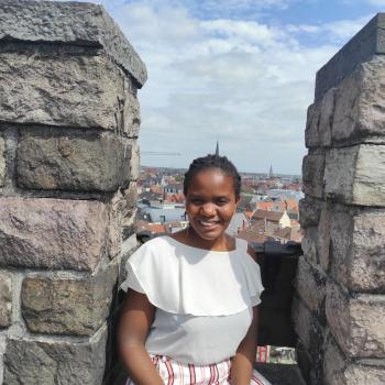 Onthaalouder in Gent: Maryan
