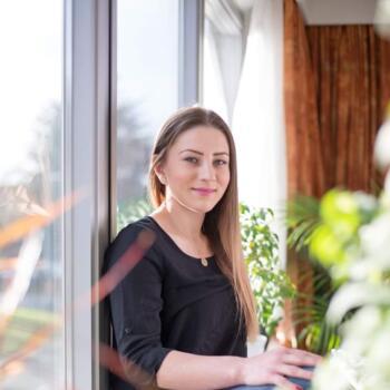 Baby-sitter in Louvain: Simona