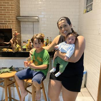 Emprego de babá em Indaiatuba: emprego de babá Paula
