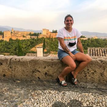 Niñera en Mijas: Melany handball