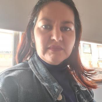 Niñera Bogotá: Mariela