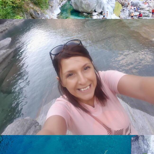 Babysitter in Schwyz: Adriana
