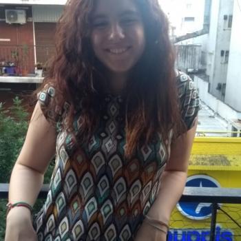Babysitter Buenos Aires: Carolina