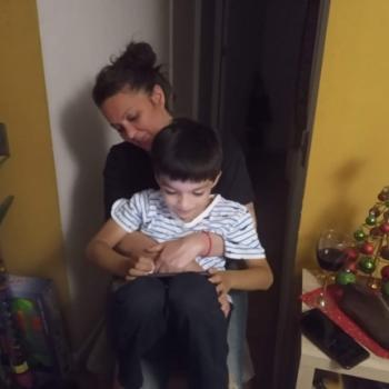 Babysitting job in Providencia: babysitting job Marcela