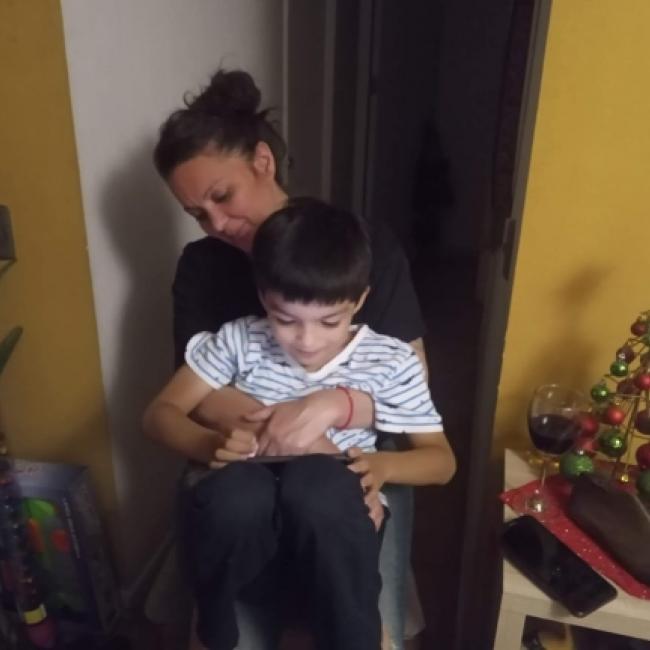 Babysitting job in Providencia: Marcela