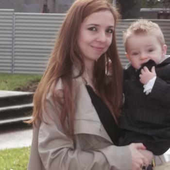 Trabalho de babysitting em Braga: Trabalho de babysitting Daniela