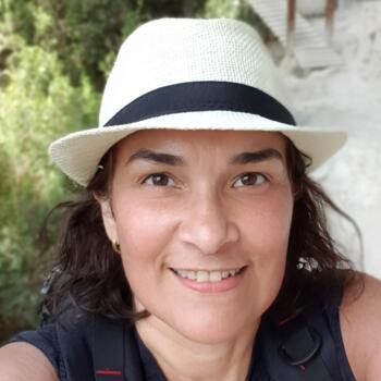 Canguro Barcelona: María Gabriela