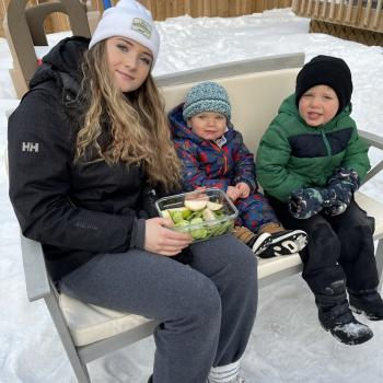 Babysitter in Edmonton: Brigitte
