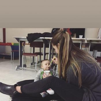 Babysitter a Mestre: Nicole