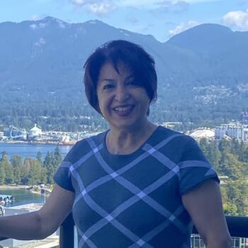 Baby-sitter in Vancouver: Soheyla