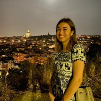 Babysitter Roma: Sabrina