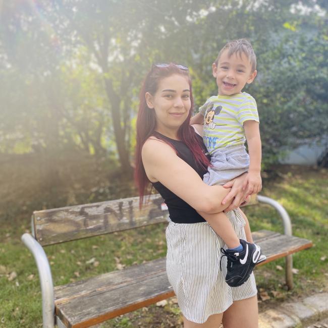 Childminder in Vienna: Veronika