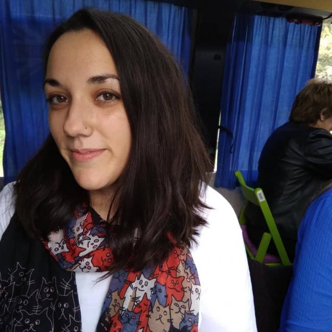 Oppas in Den Haag: Magdalini