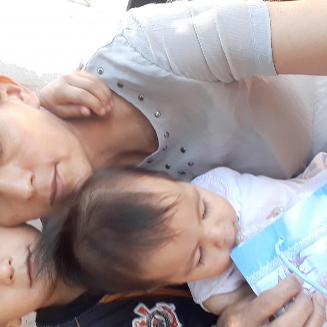 Babysitter in Ciudad del Este: Eva