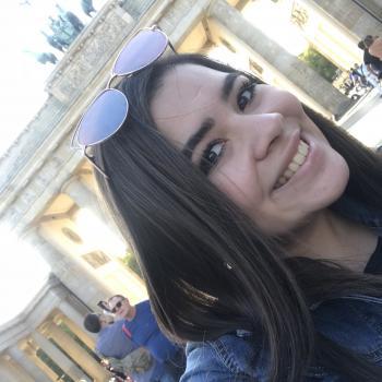 Canguro en Pamplona: Natalia Sofia