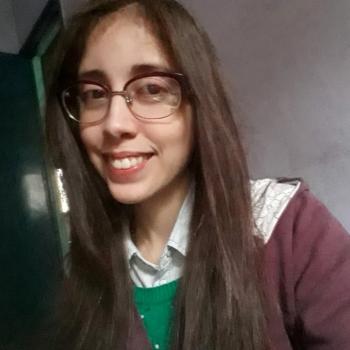Niñera en Rosario: Mara