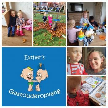 Gastouder in Lelystad: Esther