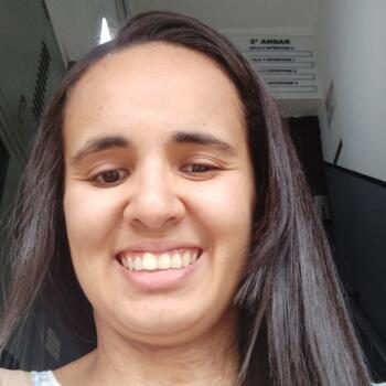 Babysitter in São Paulo: CAMILA APARECIDA DOS