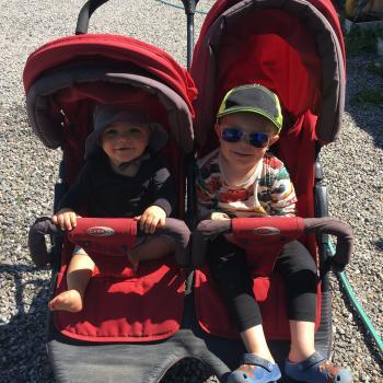Förälder Sastamala: barnvaktsjobb Ida