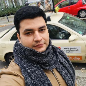 Babysitter Berlin: Asad