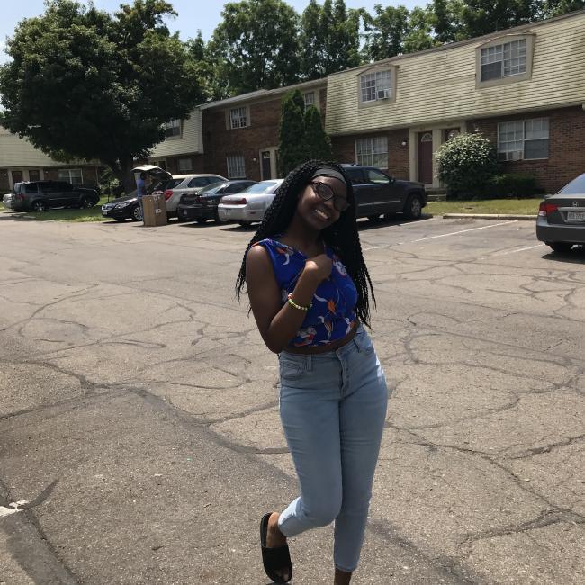 Babysitter in Columbus: Jayonna