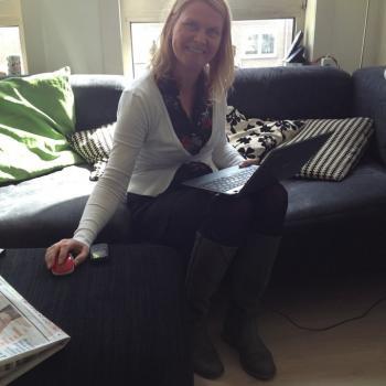 Oppas Amsterdam: Gerda