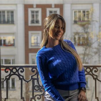 Canguro en Sevilla: Maria Fernanda
