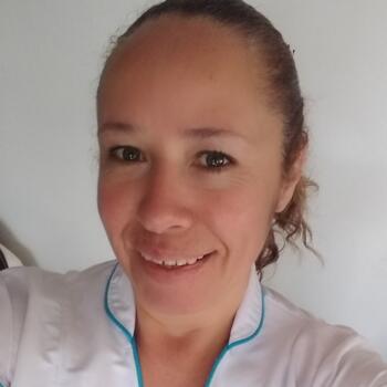 Niñera en Bogotá: Nidia
