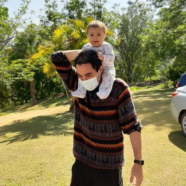 Emprego de babá em Jundiaí: Jairo