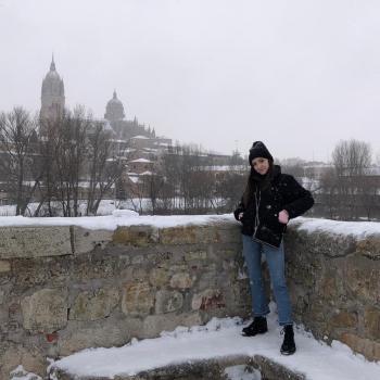 Niñera en Salamanca: Rocio