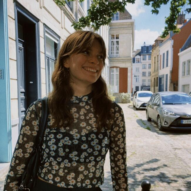 Baby-sitter in Marcq-en-Barœul: Cléa