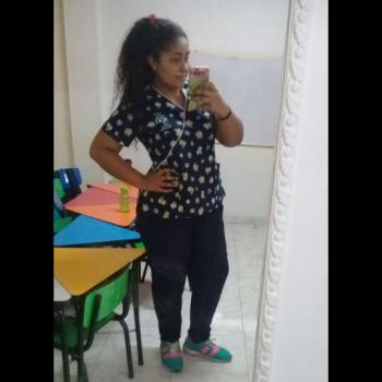 Niñera Soledad: Diana Marcela Amaris