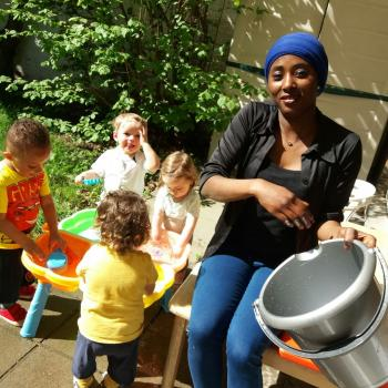 Baby-sitter Anvers: Balde