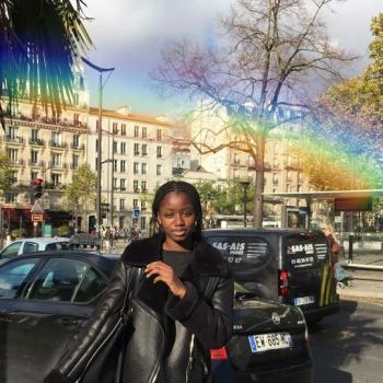 Baby-sitter in Paris: Coumba